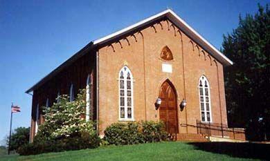 History of Unity Chapel